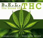 Brain Entertainment Laboratory CD - The Sound of THC