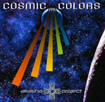 Akasha Project CD - Cosmic Colors