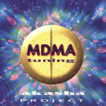 Akasha Project CD - MDMA Tuning
