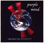Akasha Project CD - Purple Mind
